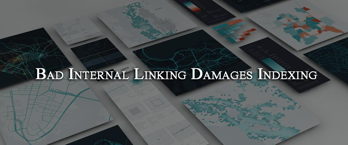 Internal website linking