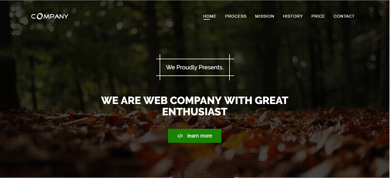 Bootstrap theme uComapny: Perfect Theme To Make Online Presence of a Business